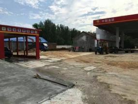 邹城中国油联加油站