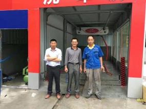 云南大关县黄葛加油站
