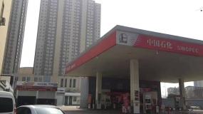 河南濮阳中国石化-609汽车生活馆