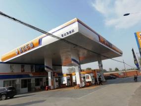 辽宁喀左县 富达加油站