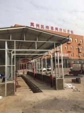 衡水冀州区 李张周村服务区加油站