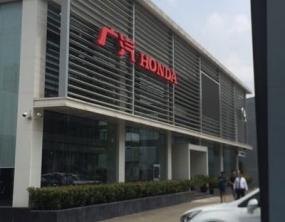 上海广本4S店