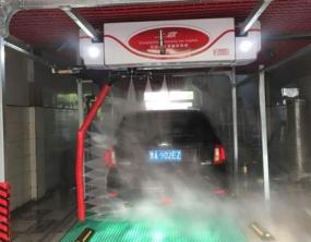 哈尔滨 车聚汇 电脑智能洗车