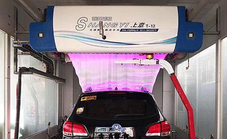 加油站洗车机,智能洗车机,自动洗车机厂家,无人值守洗车机
