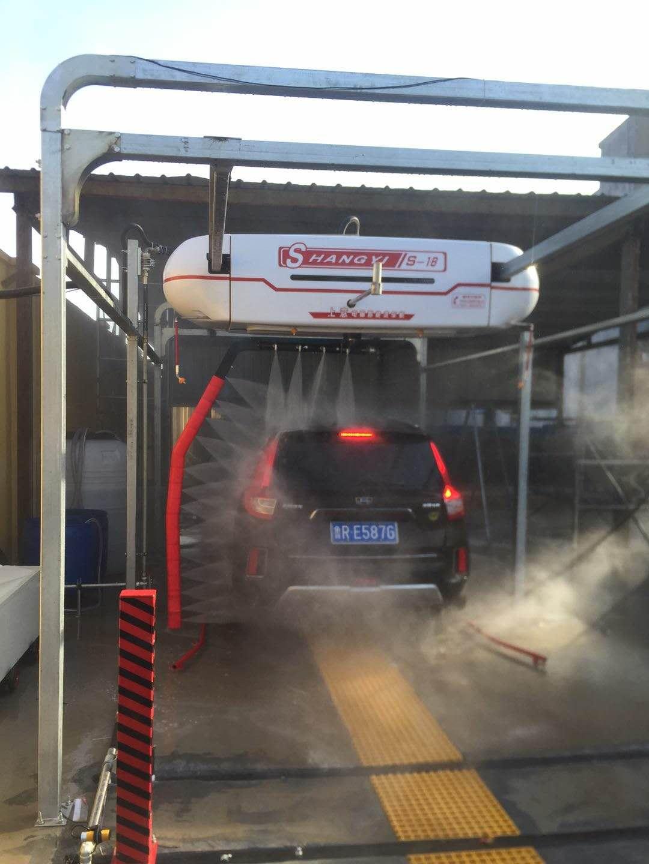 智能洗车机价格
